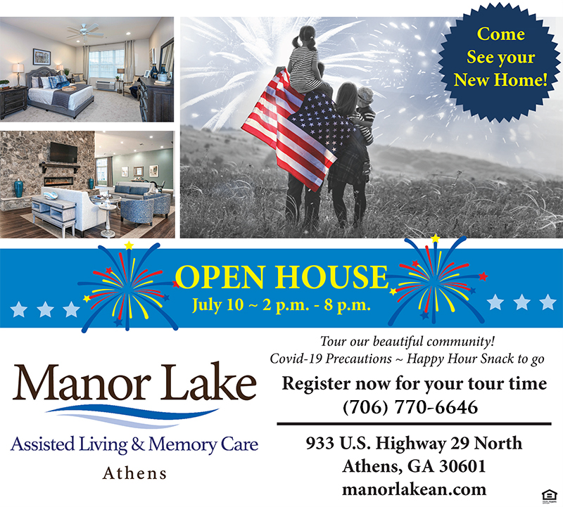 Manor Lake Athens - Open House